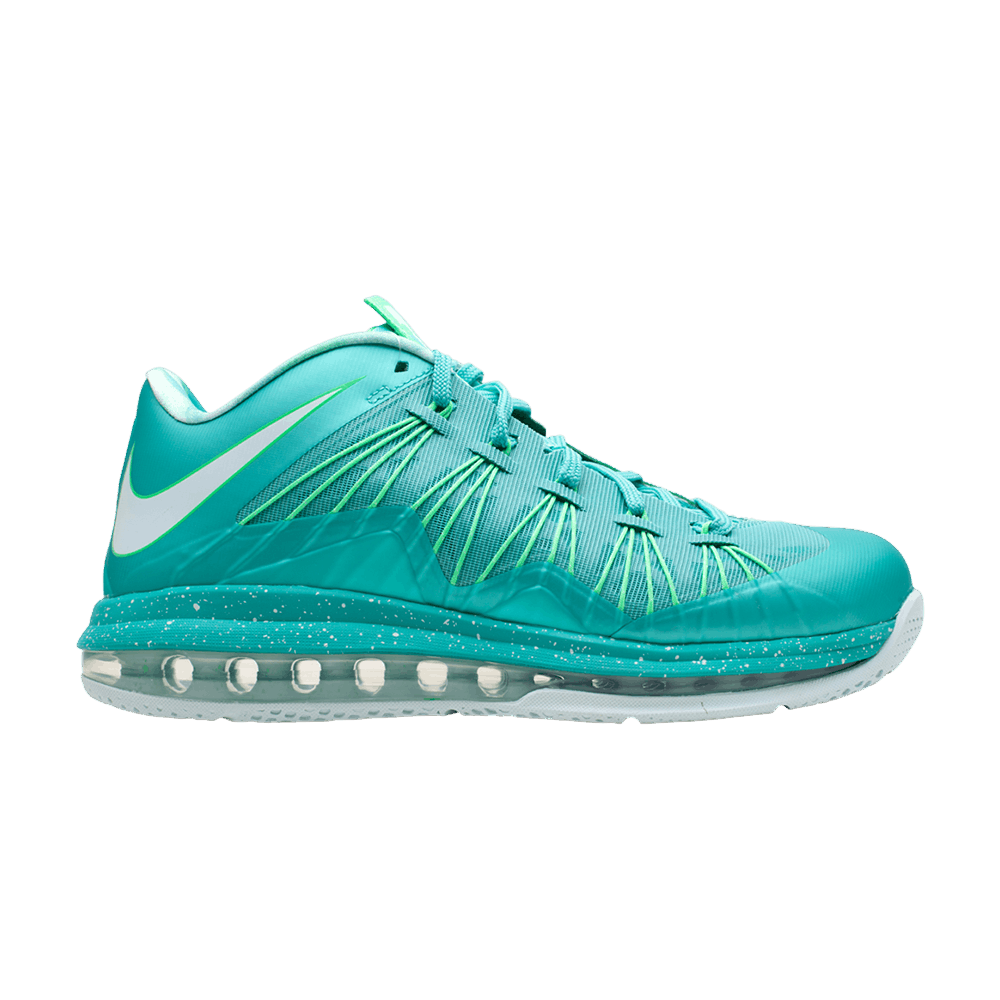 cheaper 4fc9d be1ef Air Max LeBron 10 Low  Easter  - Nike - 579765 300   GOAT