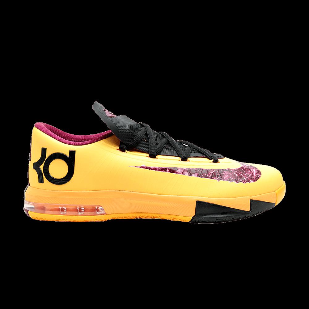 KD 6 GS 'Peanut Butter Jelly' - Nike - 599477 801