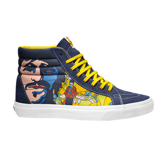 fd205bd4fa Beatles x Sk8-Hi Reissue  Yellow Submarine  - Vans - 0QG2C6D