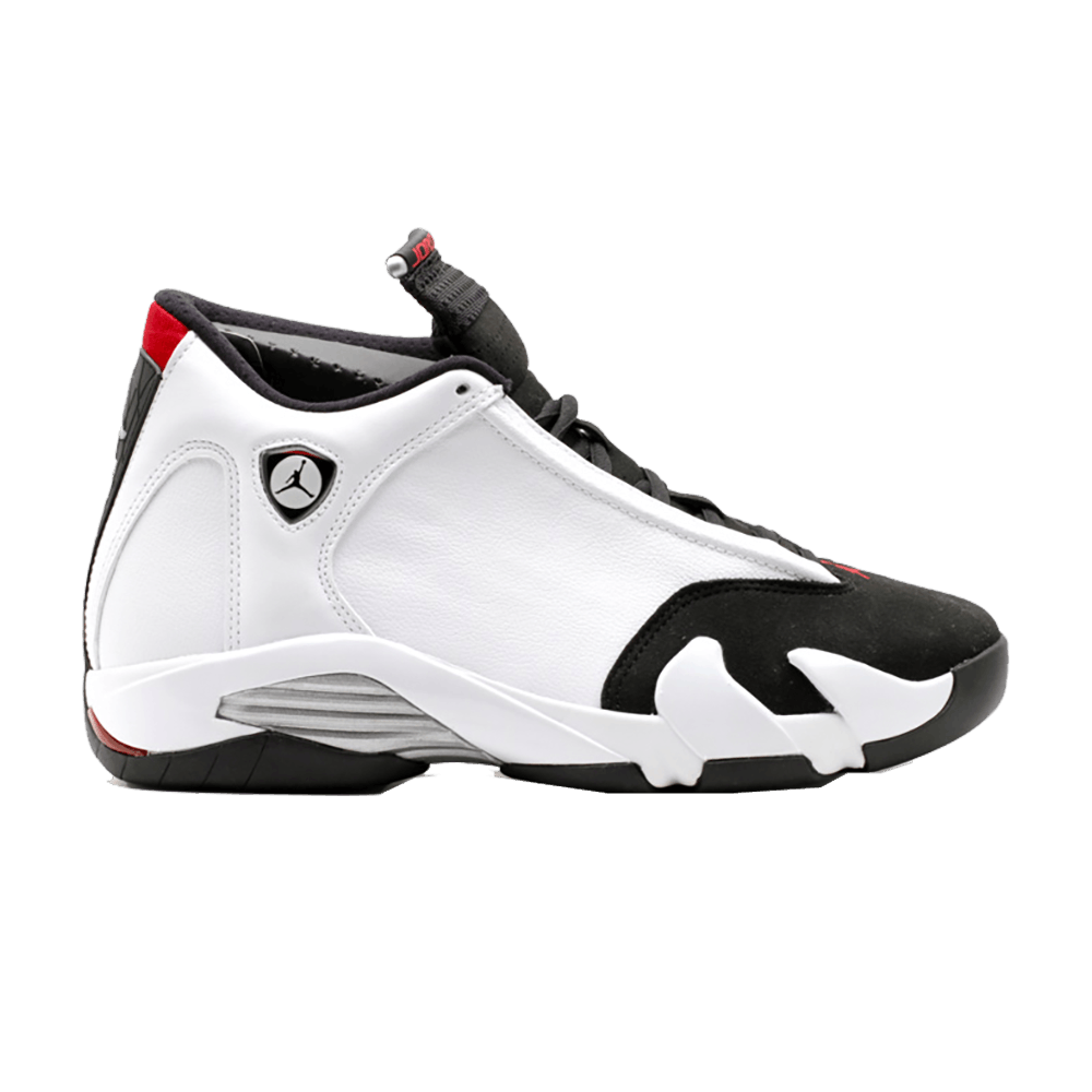 reputable site df5cf 7f997 Air Jordan 14 Retro  Black Toe  2014 - Air Jordan - 487471 102   GOAT