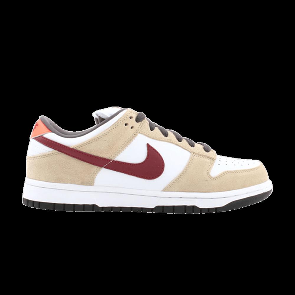 f777df48 Dunk Low Pro SB 'Crimson' - Nike - 304292 161 | GOAT