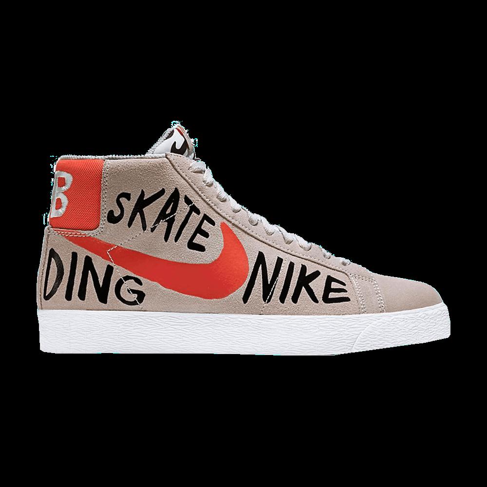 Blazer SB Premium SE  Geoff McFetridge  - Nike - 819861 188  ddaebbc79