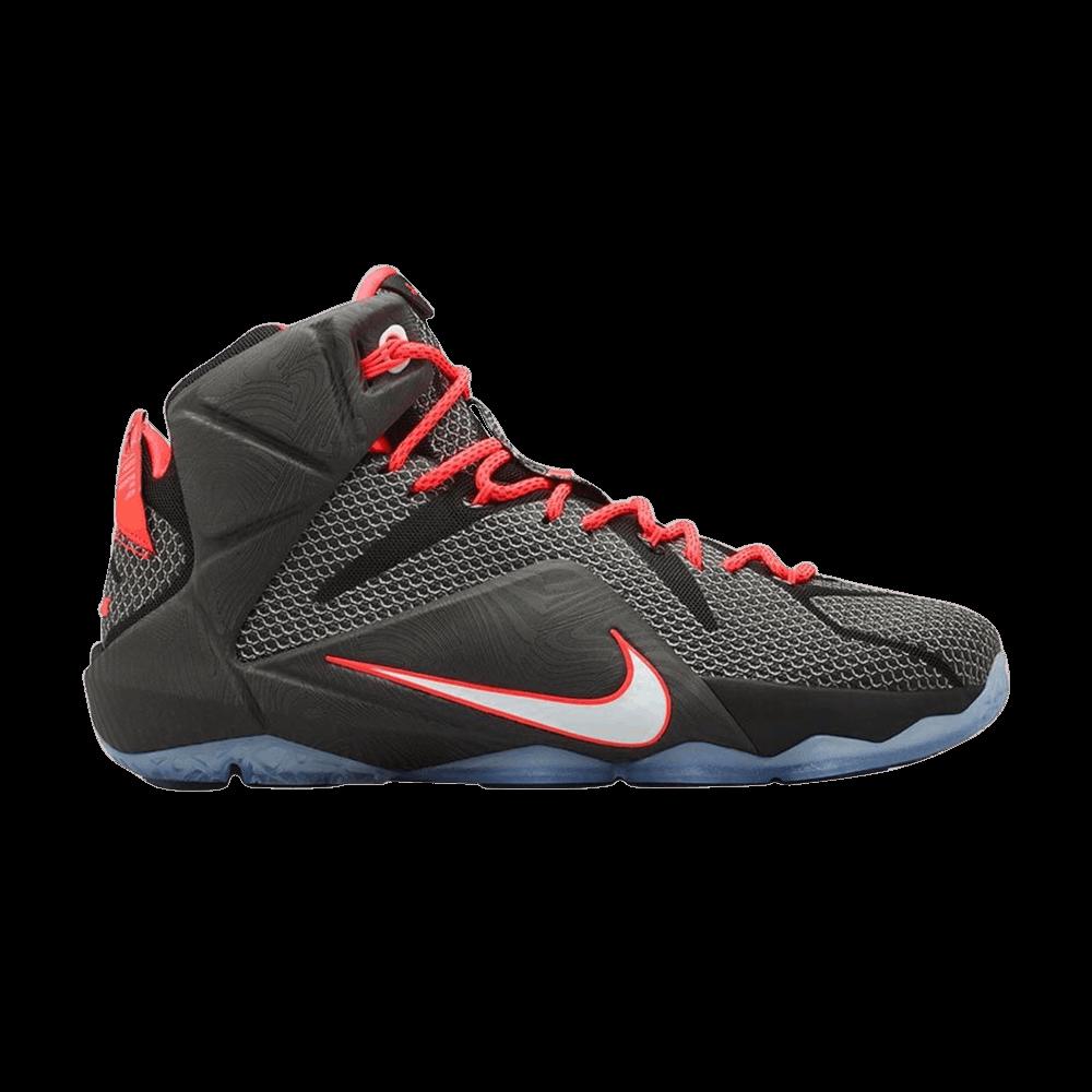 sale retailer a03c6 b7fdd LeBron 12  Court Vision  - Nike - 684593 016   GOAT