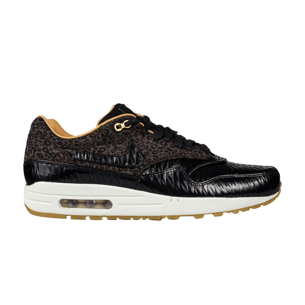 finest selection 98201 adc43 Air Max 1 Fb  Quilted Leopard  - Air Jordan - 616315 001   GOAT