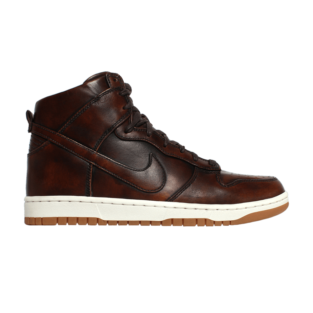 hot sale online 67221 52bb2 Dunk High Lux SP  Burnished Leather  - Nike - 747138 221   GOAT