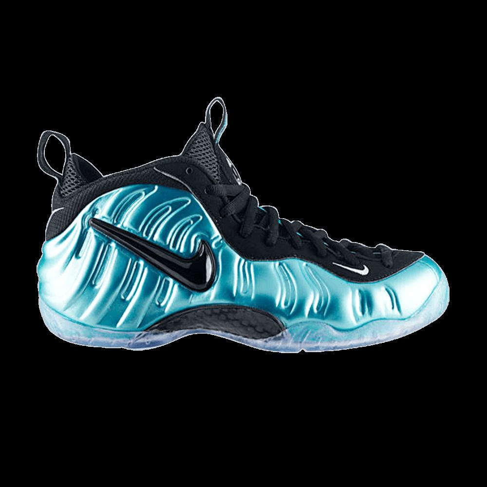 size 40 deccf da077 Air Foamposite Pro  Electric Blue  - Nike - 624041 410   GOAT