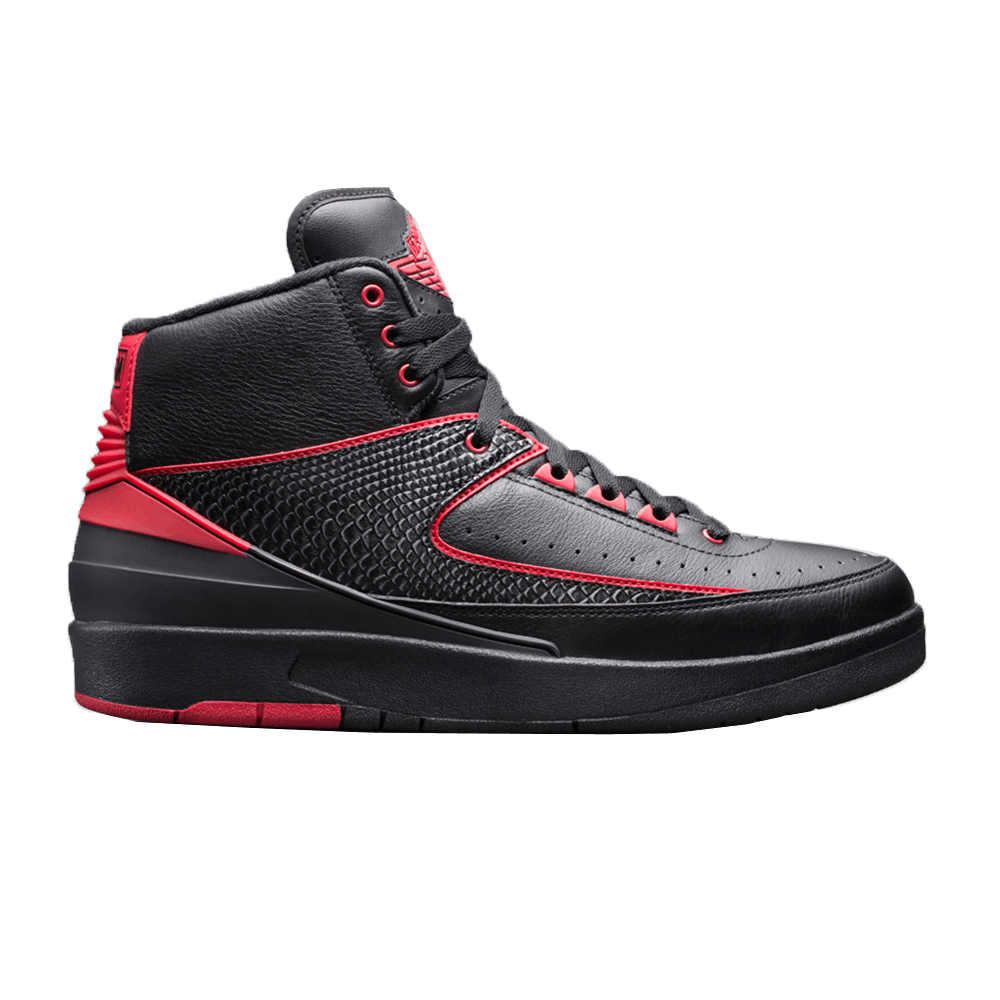 97e06c3f23a Air Jordan 2 Retro 'Alternate 87' - Air Jordan - 834274 001 | GOAT