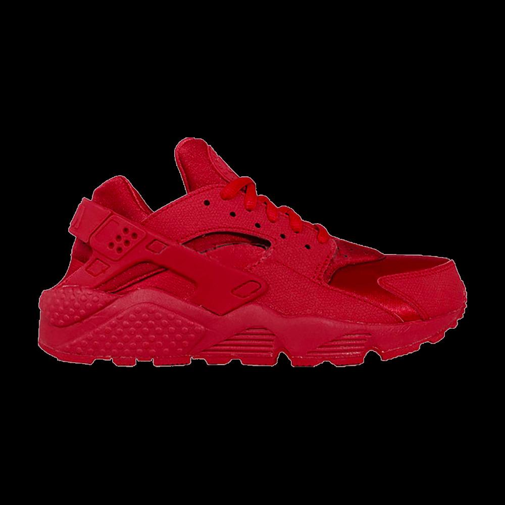 b96caa37ccf7 Wmns Air Huarache Run  All Red  - Nike - 634835 601