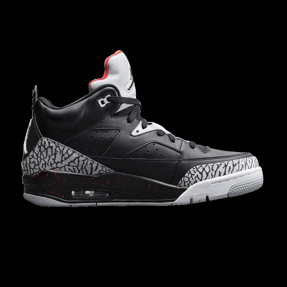buy popular a358e 98769 Jordan Son of Mars Low  Black Cement  - Air Jordan - 580603 002   GOAT