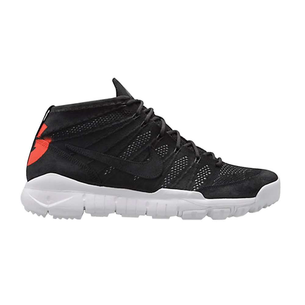 8bdc15d065a7 NikeLab Flyknit Trainer Chukka SFB ACG SP  Black  - Nike - 728656 002