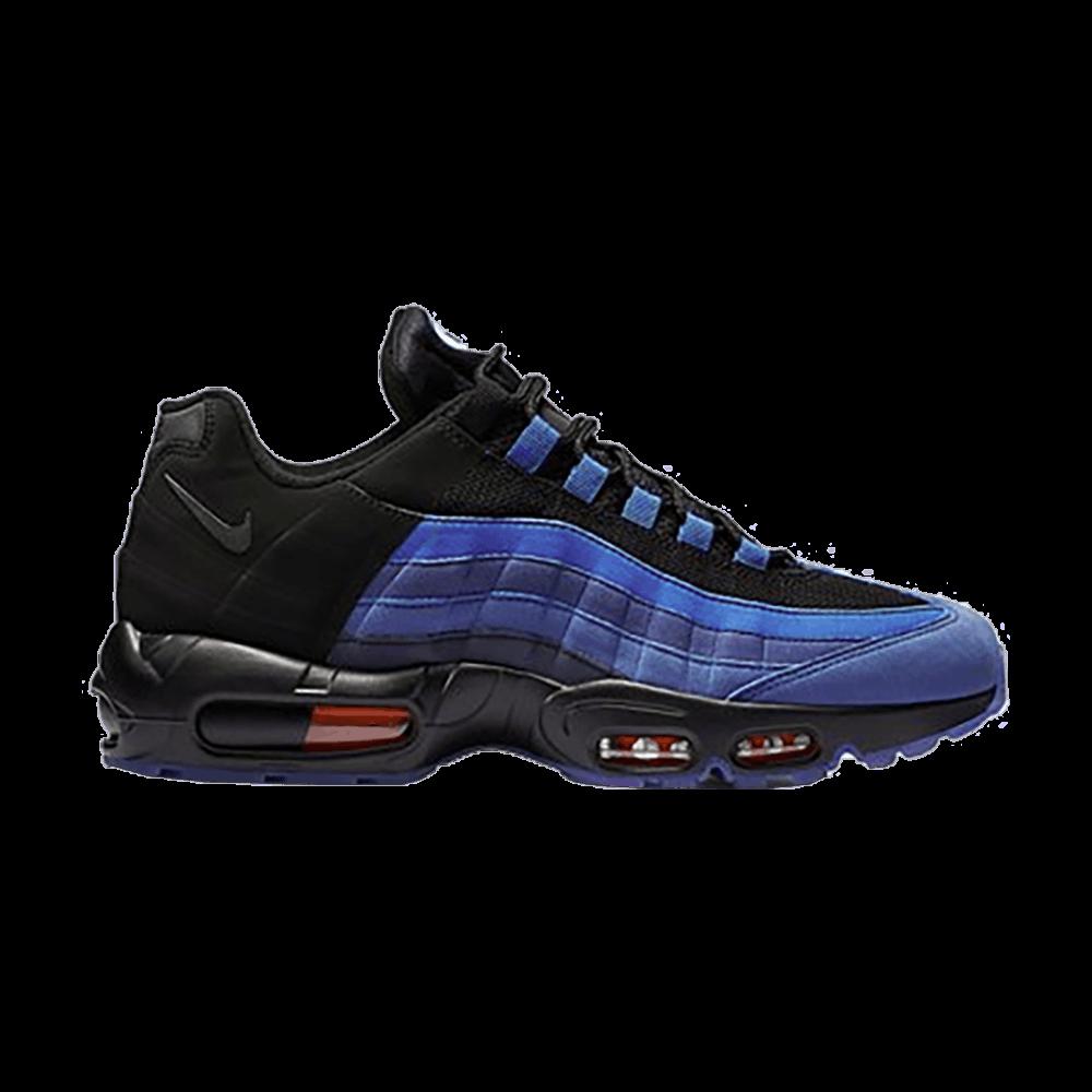 2b44a38a6750 LeBron James x Air Max 95 QS  Gametime  - Nike - 822829 444