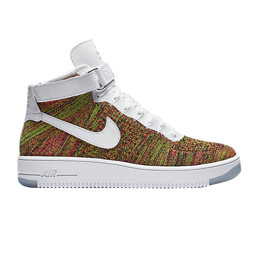 Air Force 1 ultra mid flyknit multicolor 2.0