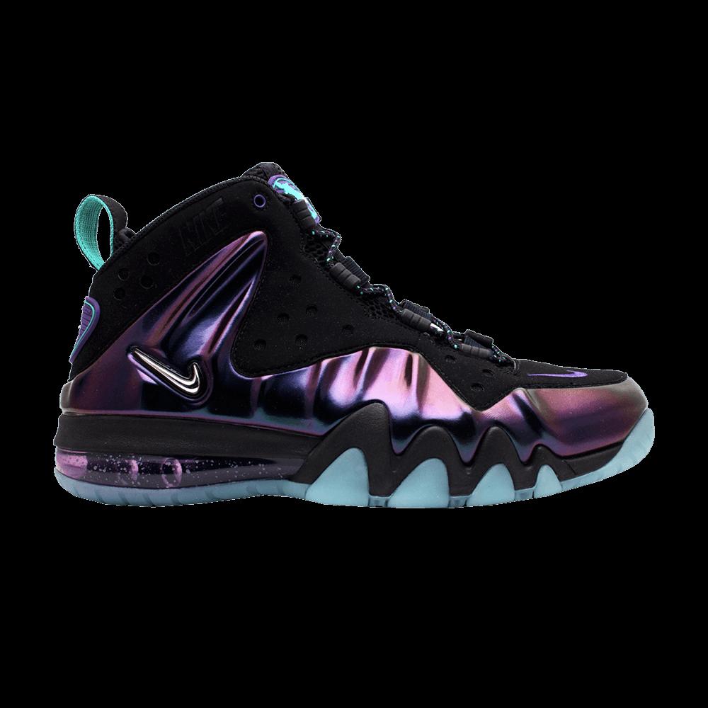 eb4a3c9afb9 Barkley Posite Max  Eggplant  - Nike - 555097 003