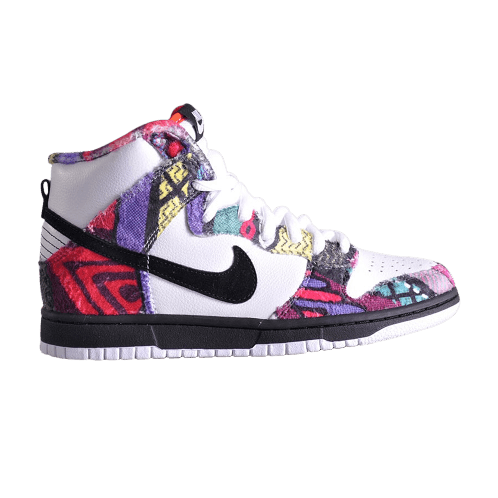 sale retailer faf44 3148c Dunk High Premium SB Huxtable - Nike - 313171 101  GOAT