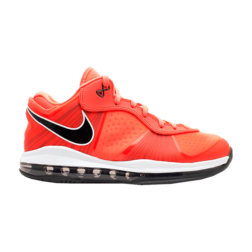 fb17762d6ad LeBron 8 V 2 Low  Solar Red  - Nike - 456849 600