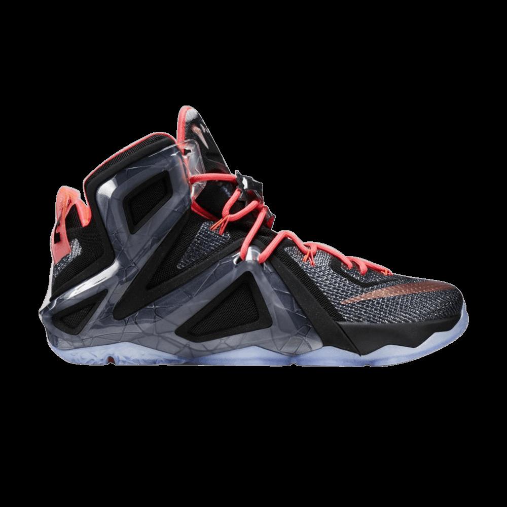 sports shoes 529e8 57f77 LeBron 12 Elite  Rose Gold  - Nike - 724559 091   GOAT