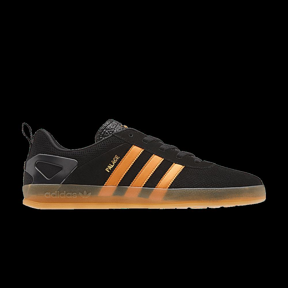 san francisco 07b35 d5d81 Palace Pro  Black Bright Orange  - adidas - AQ5148   GOAT
