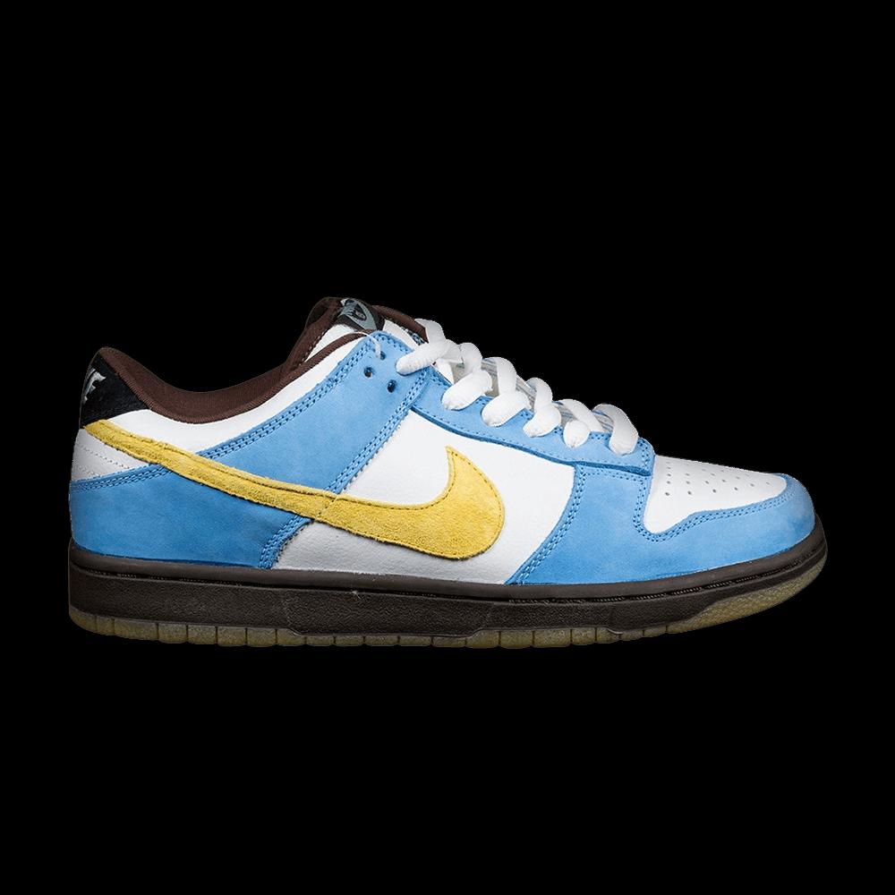 pick up 822f9 fb8fd Dunk Low Pro SB 'Homer' - Nike - 304292 173 | GOAT