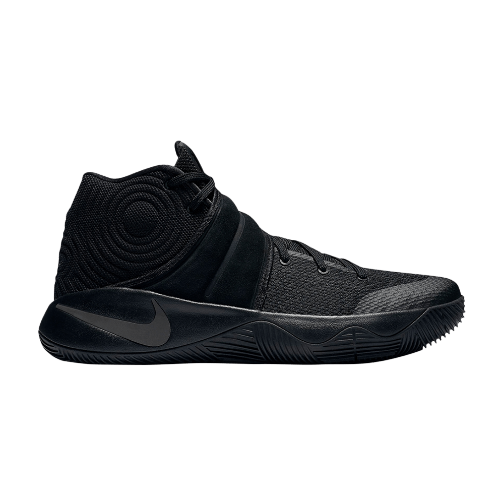 34d7f156a93b Kyrie 2  Triple Black  - Nike - 819583 008