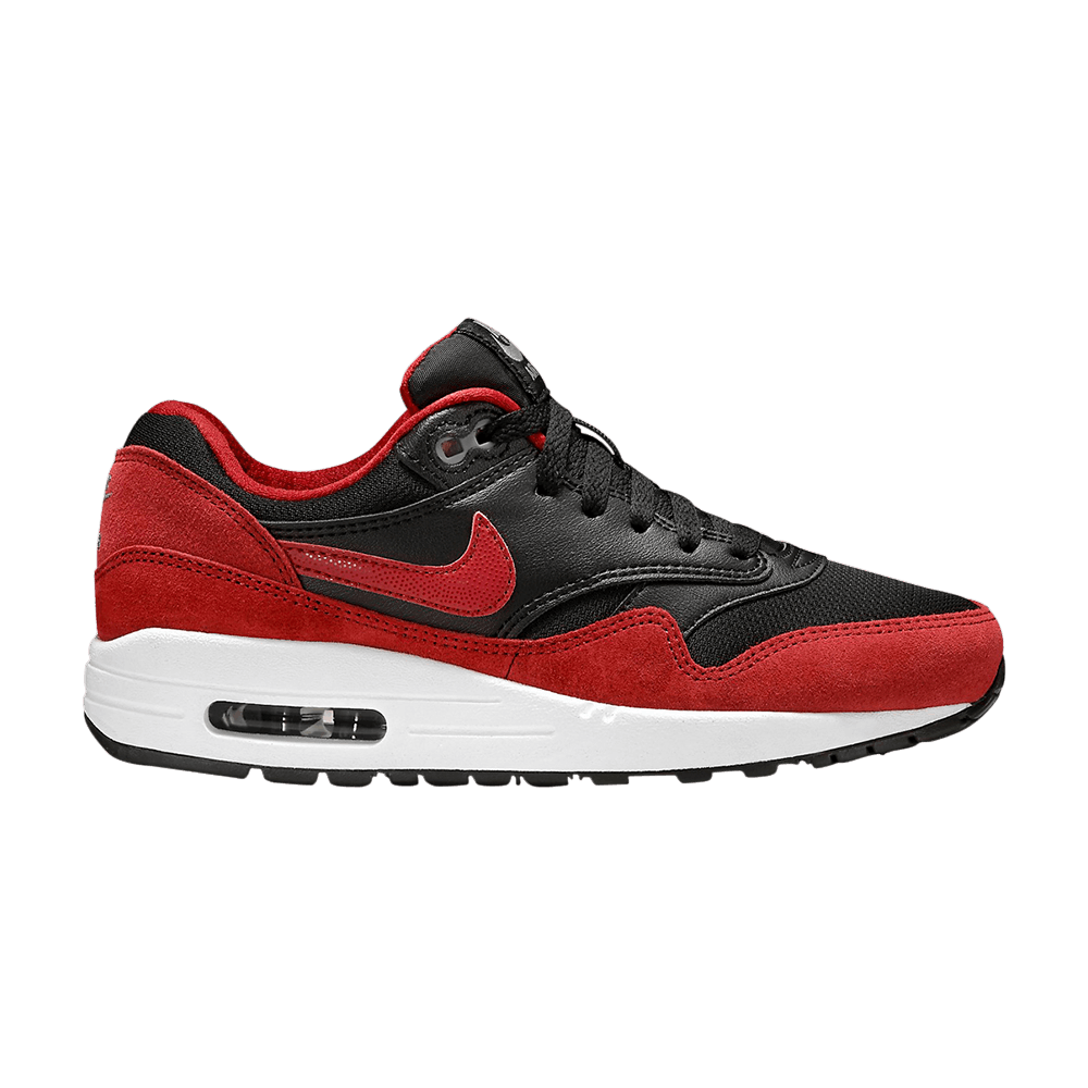online store 73236 36629 Air Max 1 GS  Bred  - Nike - 555766 048   GOAT