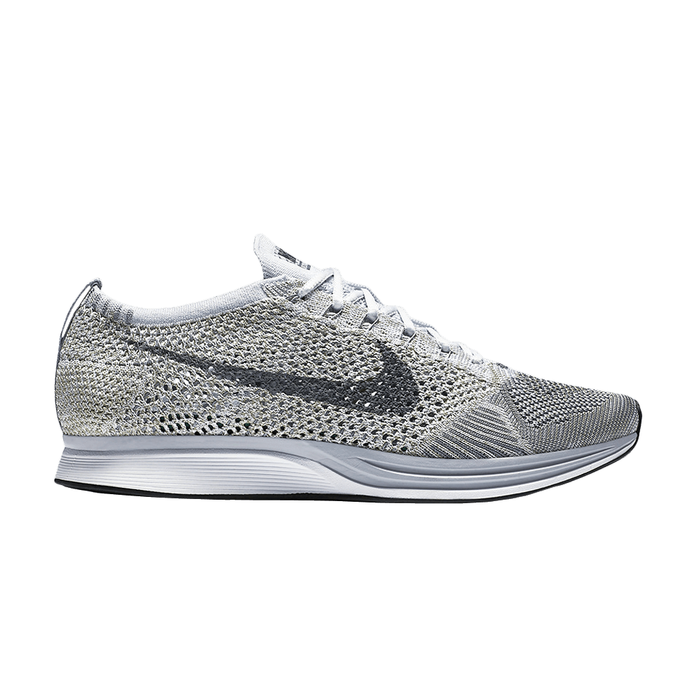84859c6df8d0 Flyknit Racer  Pure Platinum  - Nike - 862713 002