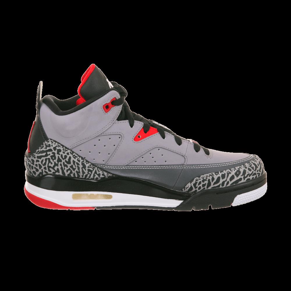 38f03218f5c Jordan Son of Mars Low 'Cement Grey Gym Red' - Air Jordan - 580603 004 |  GOAT