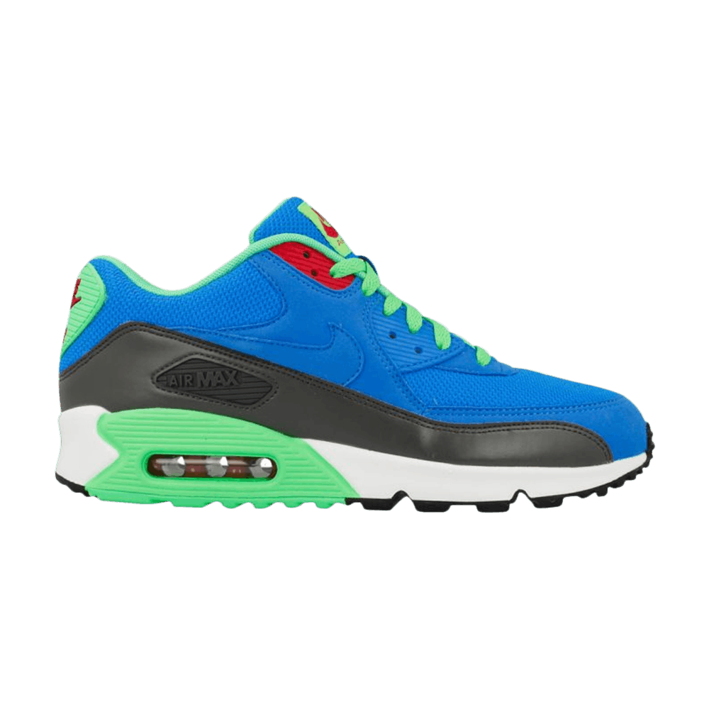 buy online 7e81b a4526 Air Max 90 Essential  Photo Blue  - Nike - 537384 404   GOAT