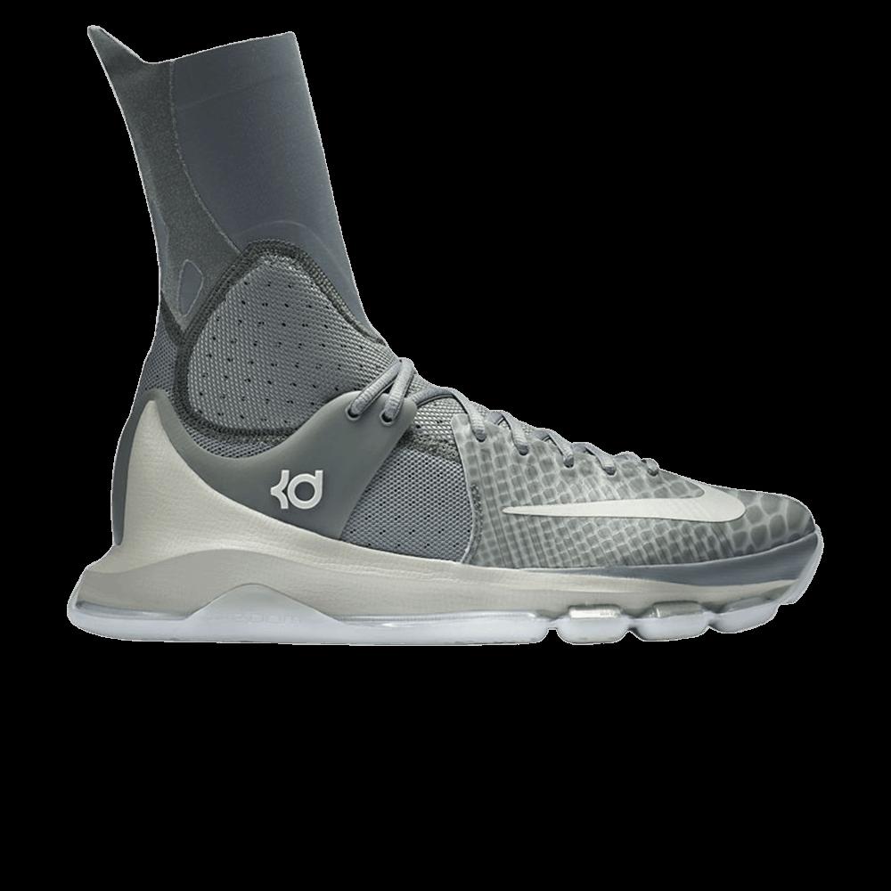 official photos 8155c 15956 KD 8 Elite  Tumbled Grey  - Nike - 834185 001   GOAT