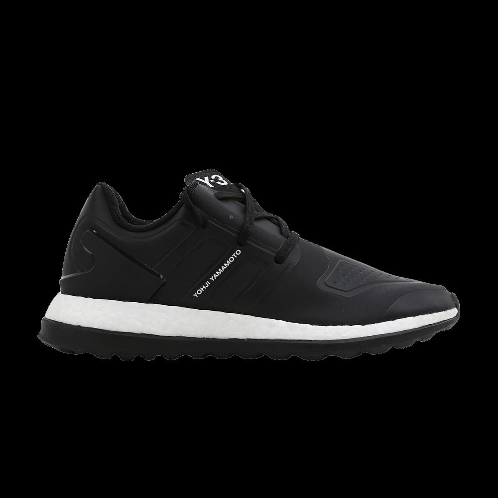 69231f1406fa1 Y-3 PureBoost ZG  Black  - adidas - BB5396