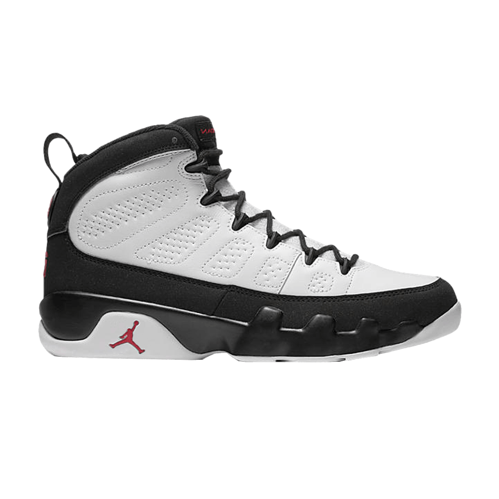 timeless design 80431 a56e6 Air Jordan 9 Retro BG  Space Jam  - Air Jordan - 302359 112   GOAT