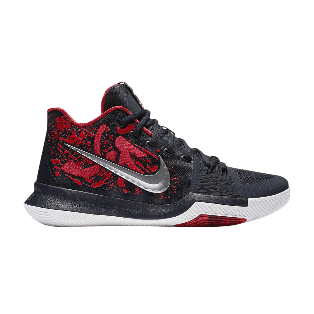new concept 4f497 b7adc Kyrie 3  Samurai  - Nike - 852395 900   GOAT