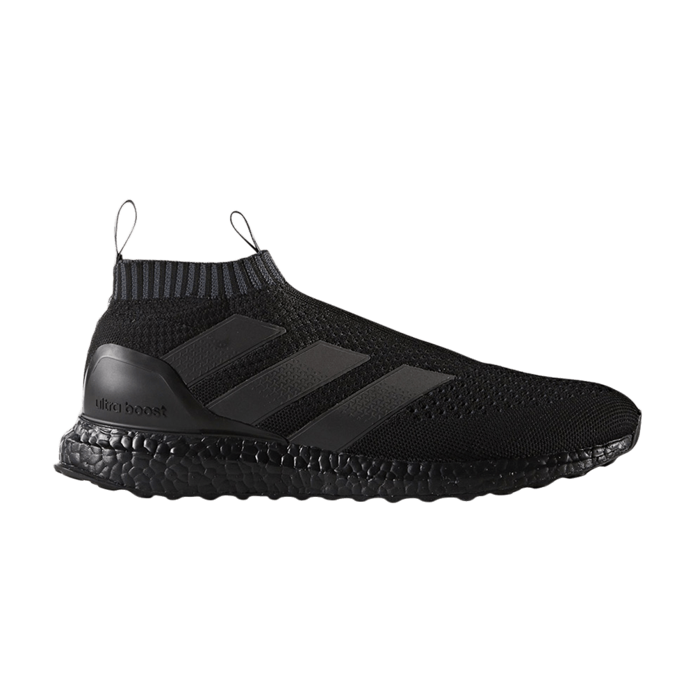 finest selection 3a52a c162a Ace 16+ Pure Control UltraBoost Triple Black - adidas - BY90