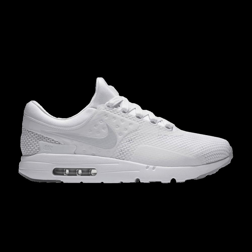Nike Air Max Zero Essential Retro Running Shoes 876070 100