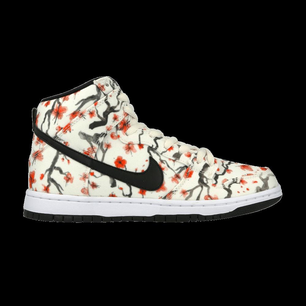 e1f582aec09e SB Dunk High Pro  Cherry Blossom  - Nike - 305050 106