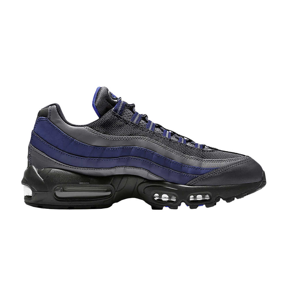 separation shoes d68dc e22bb ... huge selection of 9cb47 9be0f Air Max 95 Essential Binary Blue - Nike -  749766 011