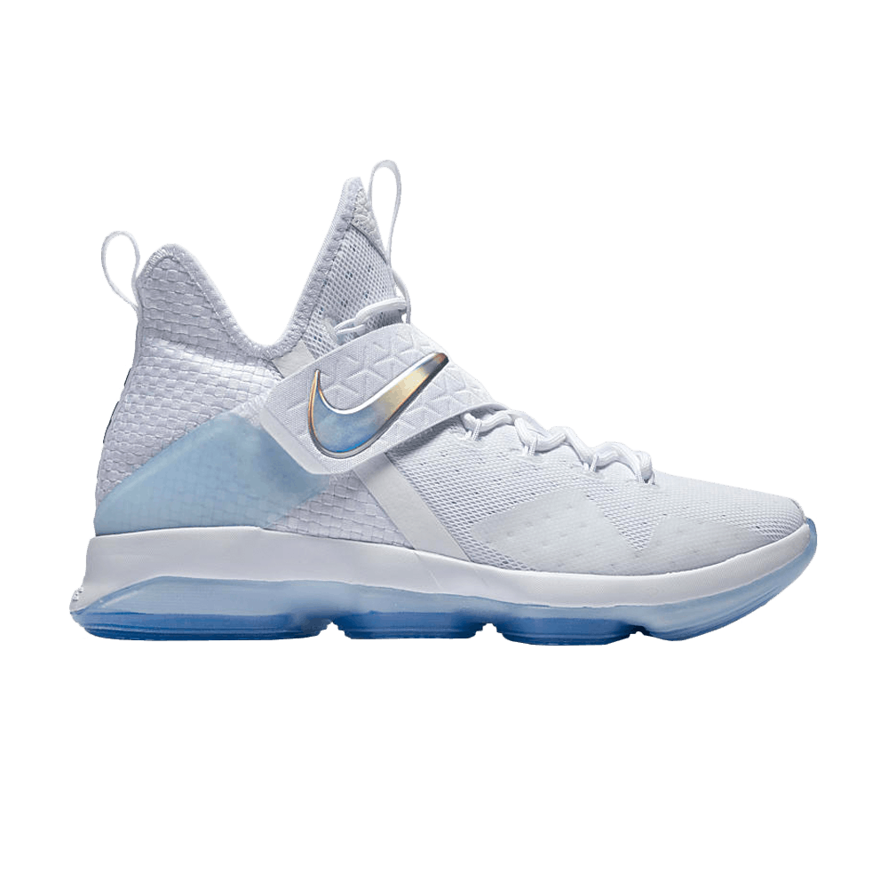 new style 0a10c 44dc0 LeBron 14 'Time to Shine' - Nike - 860631 900 | GOAT