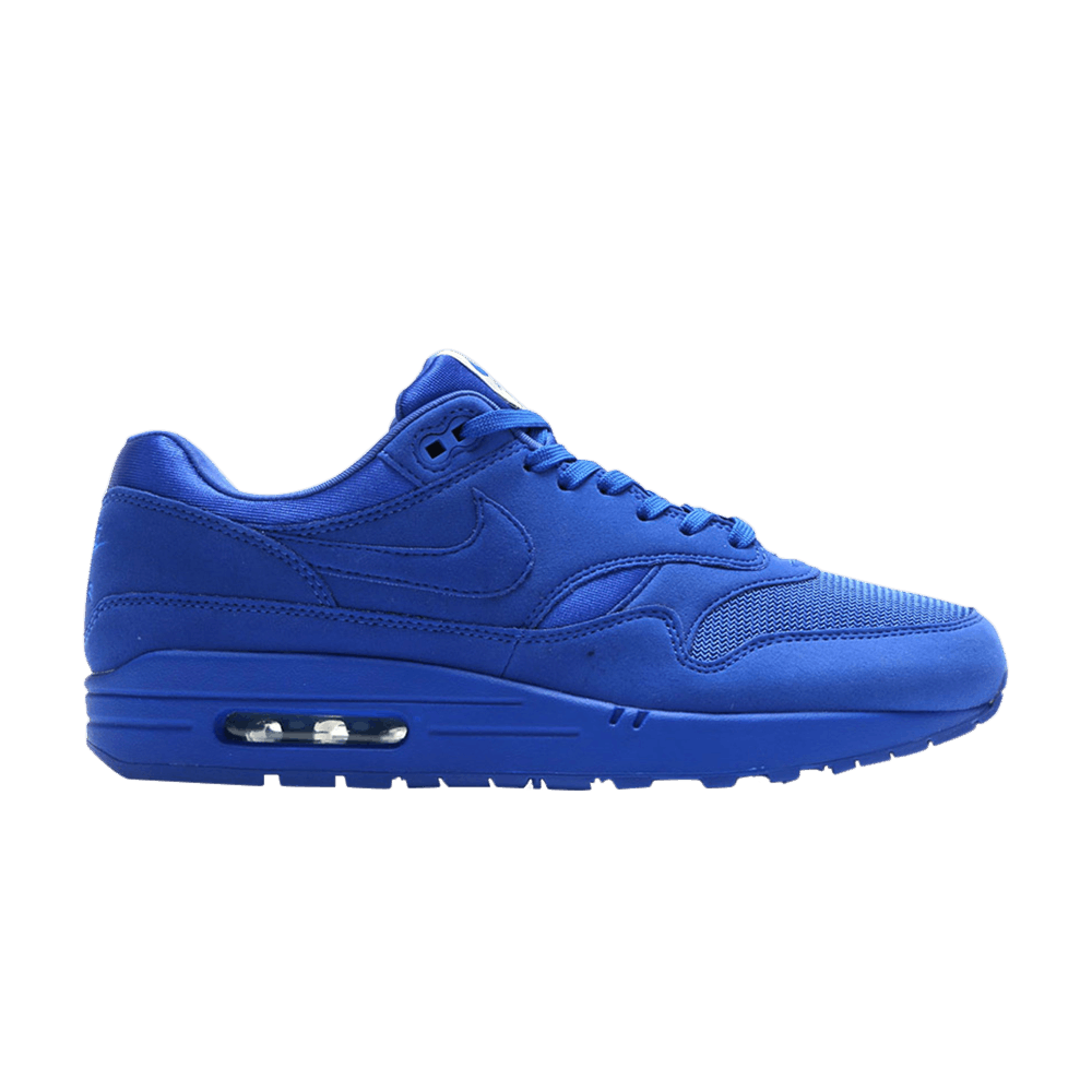 875844 400 Nike Men Air Max 1 Premium Game RoyalGame Royal