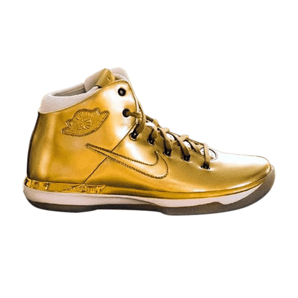 ccc0bd88e55bd8 Air Jordan 31  All Star - Gold  - Air Jordan - AH2292 730