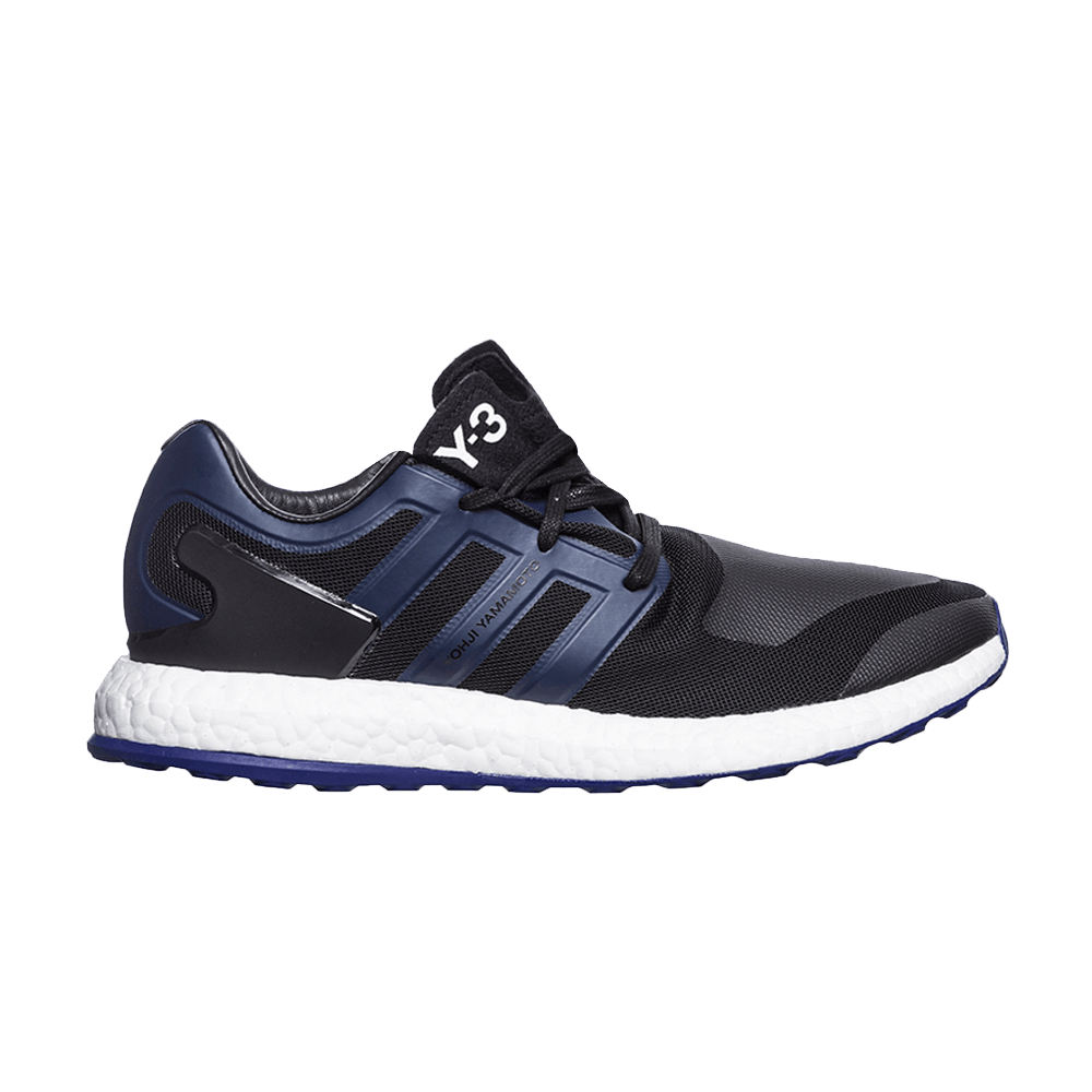 422e7cf2baf51 Y-3 PureBoost  Empire Blue  - adidas - BY8956