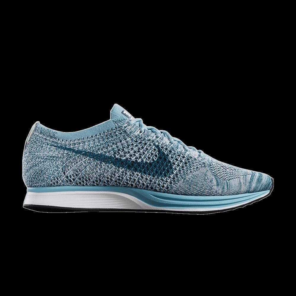 sneakers for cheap 7d65c 48ef0 Flyknit Racer  Blueberry  - Nike - 526628 102   GOAT