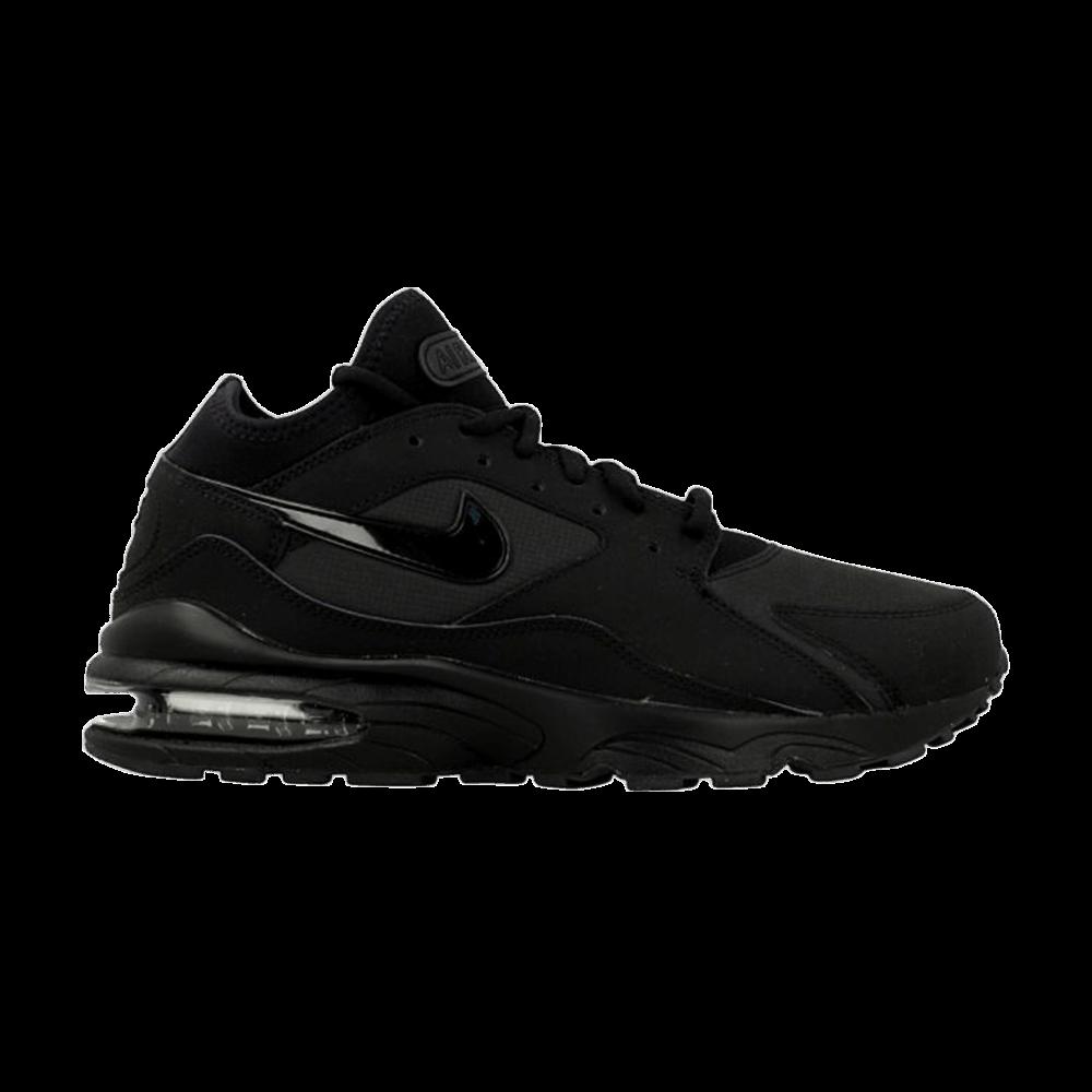 Air Max 93 'Triple Black' Nike 306551 007 | GOAT