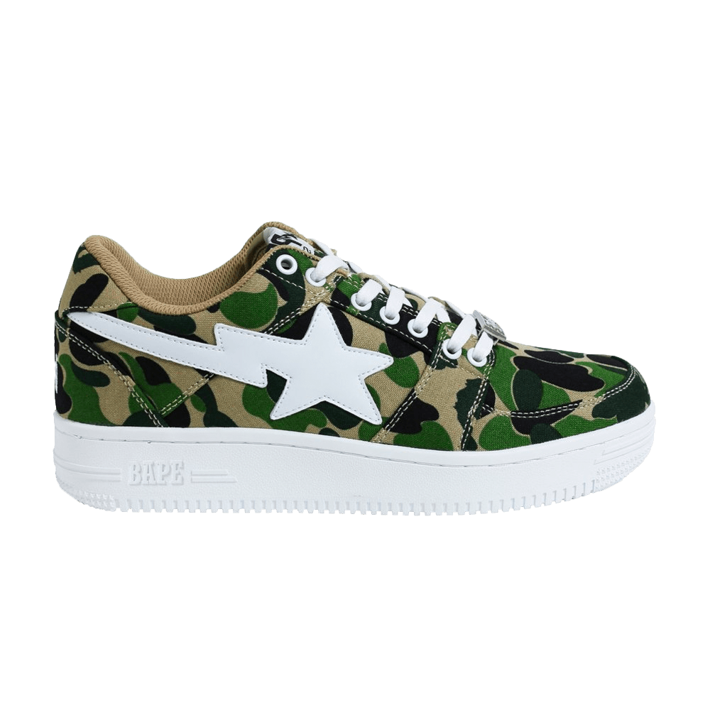 321a0c40 Bapesta Low 'ABC Camo' - A Bathing Ape - 1C70191020 | GOAT
