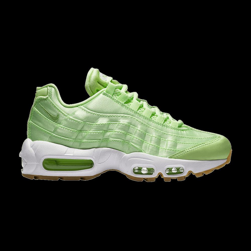 sports shoes f563f 75a87 Wmns Air Max 95 QS  Liquid Lime  - Nike - 919491 300   GOAT