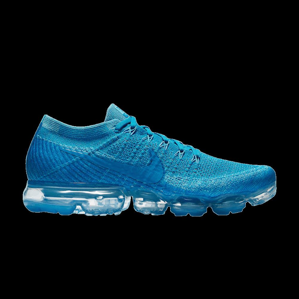 new product ce093 a8299 Air VaporMax Flyknit Blue Orbit - Nike - 849558 402  GOAT