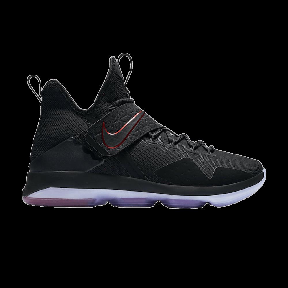 new styles a0e04 ea0cf LeBron 14  Bred  - Nike - 852405 004   GOAT