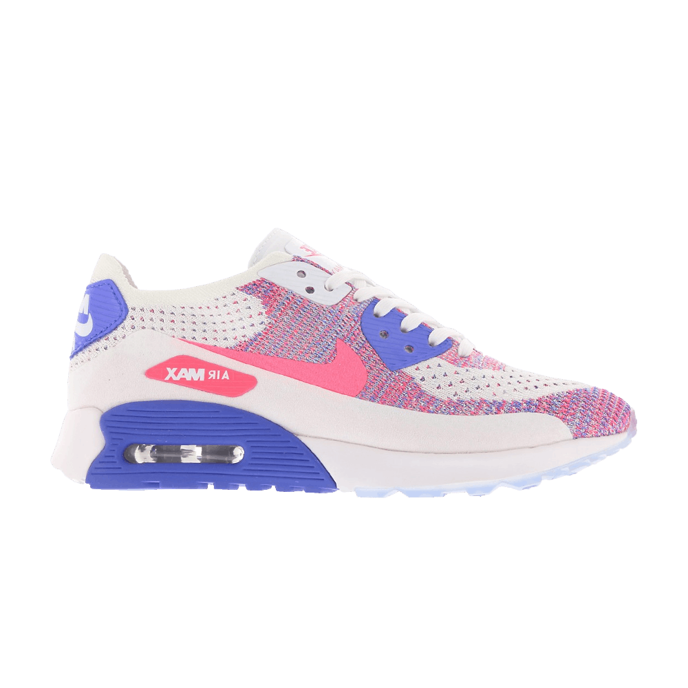 d99e005ae81e Wmns Air Max 90 Ultra 2.0 Flyknit  Racer Pink  - Nike - 881109 103 ...