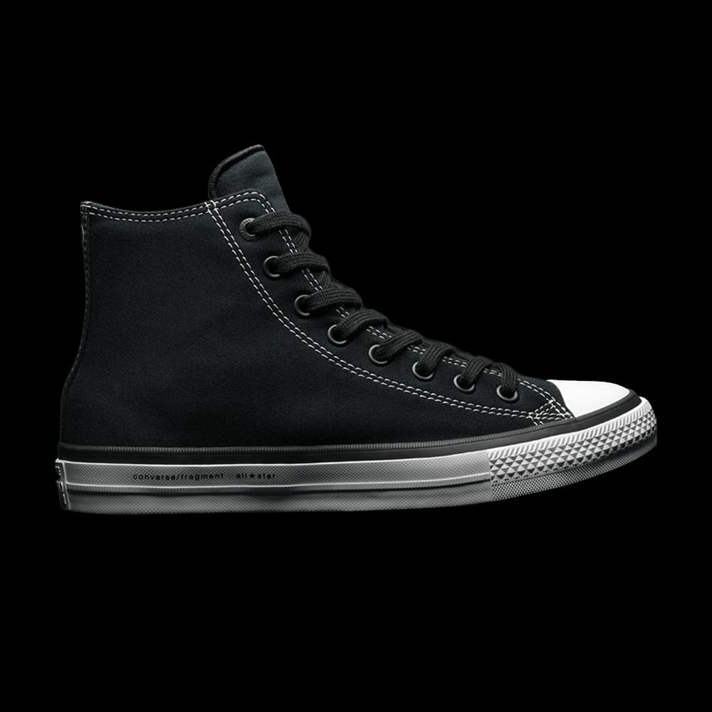 3d86a69f37c8 Fragment Design x Chuck Taylor All Star SE High  Black  - Converse -  156730C