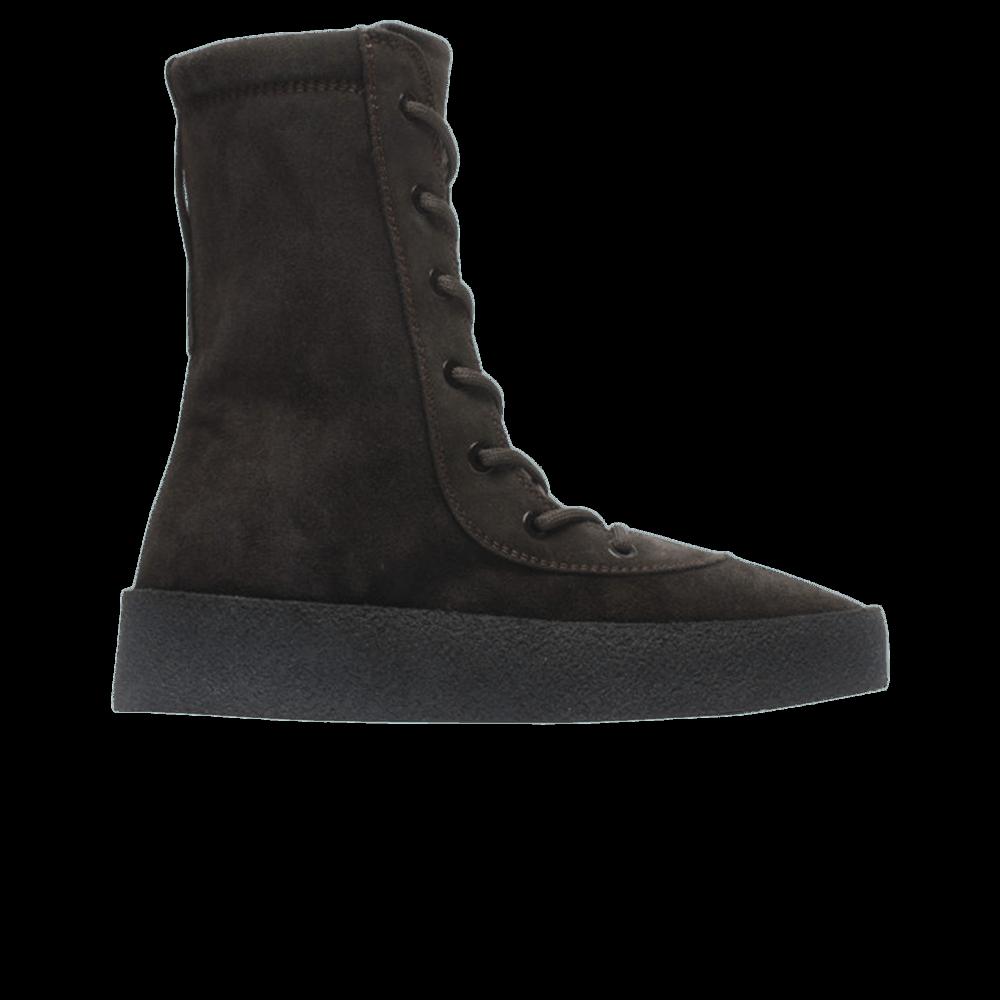 759eed8e1f1 Yeezy Season 4 Crepe Boot  Oil  - Yeezy - KM3601 104