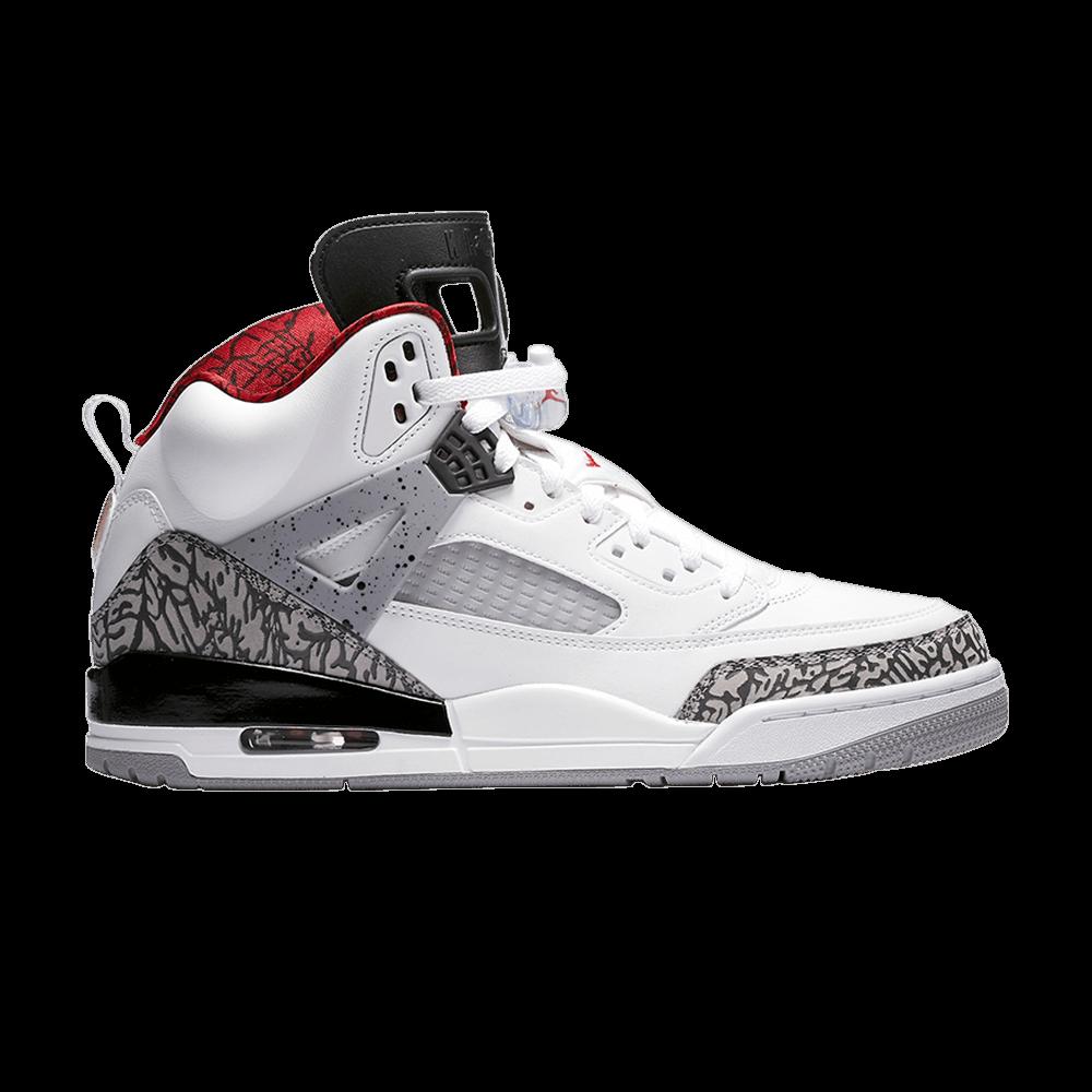 d58e0618649f9e Jordan Spizike  White  - Air Jordan - 315371 122