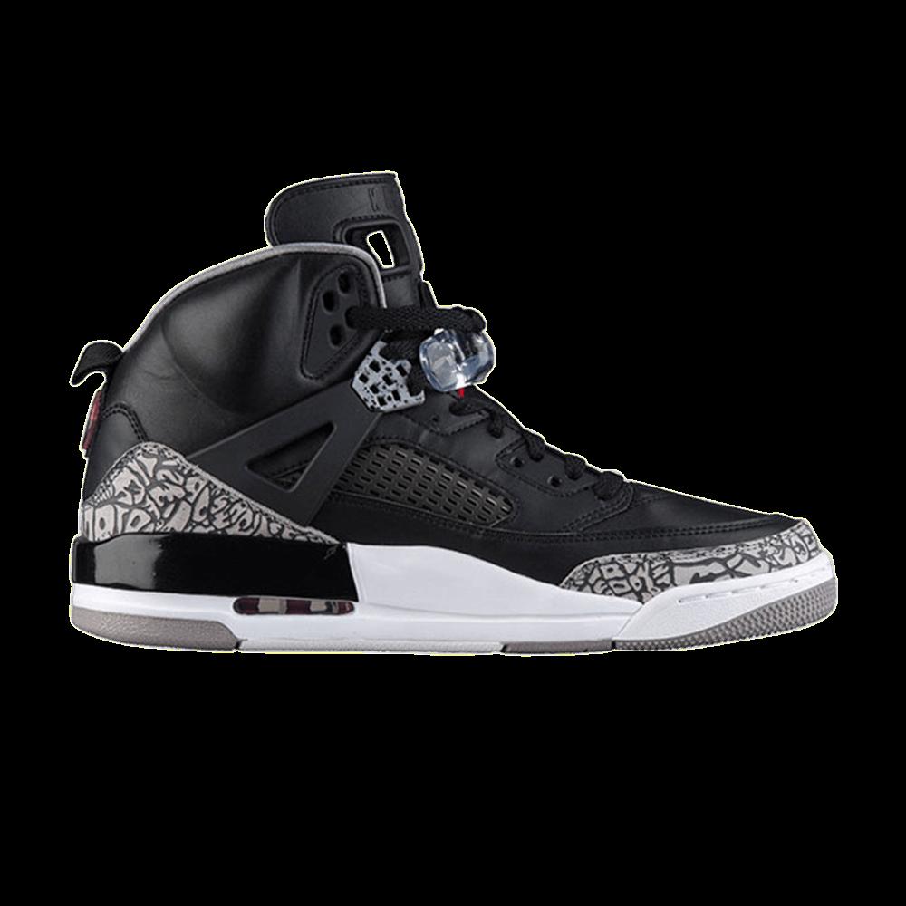 detailed look becda 3b5dc Jordan Spizike  Black  - Air Jordan - 315371 034   GOAT
